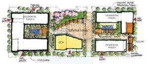 corp yard plan